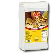 Fry bake mix