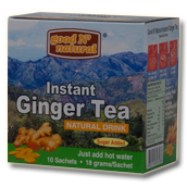 good n natural ginger tea