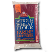 good n natural whole wheat flour Trinidad and Tobago