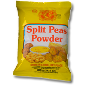 lion split peas powder