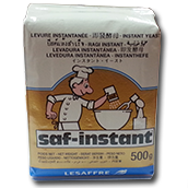 saf instant yeast gold